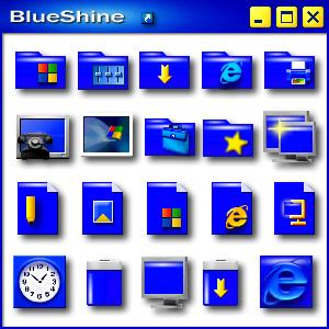 Blue Shine