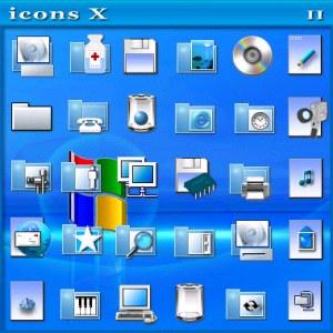 Icons X II