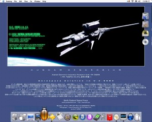 MacOSX 10.X 1152 Edition