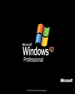 WindowsXP logos (startup&shutdown)