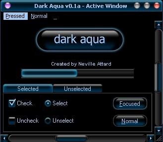 Dark Aqua v0.1a