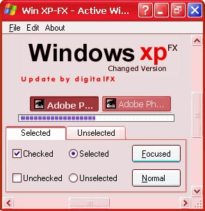 Win XP Red