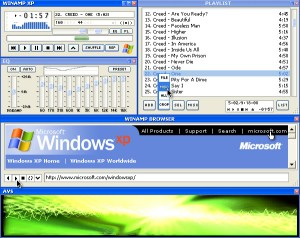 скачать winamp для windows xp