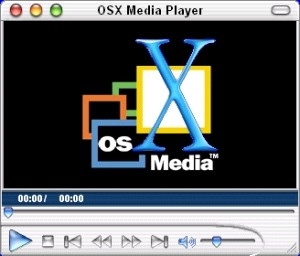 MacOSX Media Player 2nd
